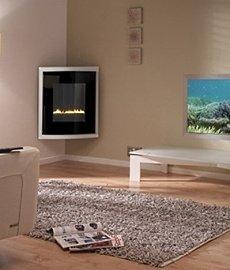 Standout Corner Fireplace Designs!