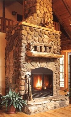 Favorite Field Stone Fireplace Designs Fields Of Dreams