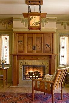 Flat Screen Over Fireplace Designs Hide Not