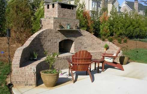Outdoor Fireplace Chimney Cap Ideas Home Design Healthsupportus