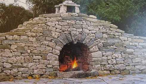 Dry Stack Stone Fireplaces Superb Craftsmanship
