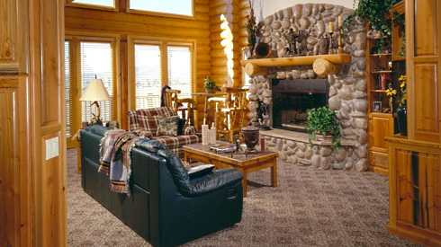 Standout Riverstone Fireplaces Cozy Cabin Hearths