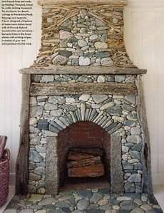 Fireplace Design Ideas06 How To Build An Outdoor Fireplace