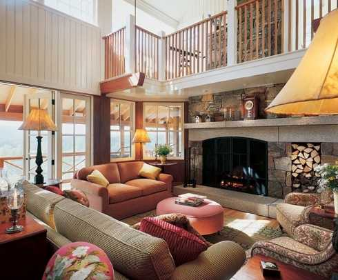 celebrity fireplaces