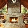 celebrity fireplaces