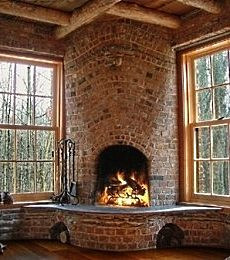 Corner Fireplace Design Ideas image of traditional corner fireplace ideas Corner Fireplace Designs