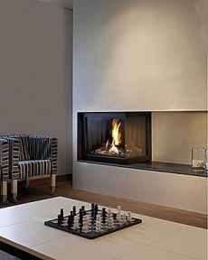 Corner Fireplace Design Ideas 22 ultra modern corner fireplace design ideas Corner Fireplace