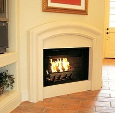 DECORATING IDEAS BRICK FIREPLACE DESIGN IDEAS, PICTURES