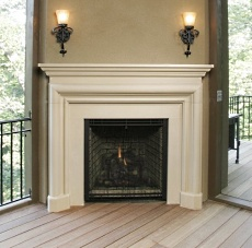 corner fireplace - Corner Fireplace Design Ideas