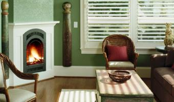 corner gas fireplaces