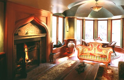 Cottage Fireplaces Simply Charming