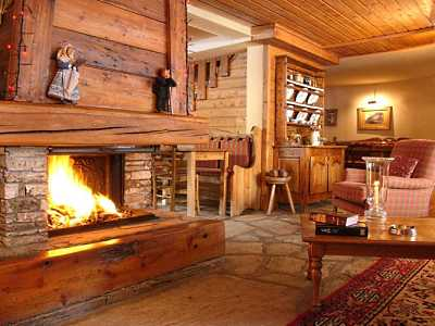 Fireplace Design Ideas, #04 -- How To Create A Cozy Country Hearth!