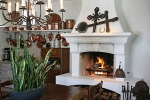 Fireplace design ideas 04 how to create a cozy for Isokern fireplace cost