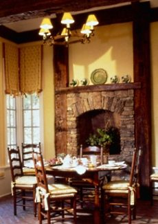 Fireplace Design Ideas 04 How To Create A Cozy Country Hearth