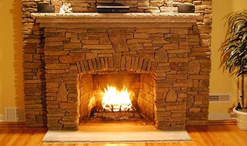 Natural Stone For Fireplace cultured stone fireplaces . . . how do they stack up to natural stone?