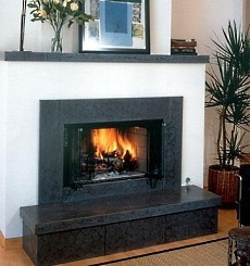 custom fireplace mantels