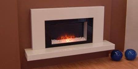 For more information about any of the electric fireplaces pictured