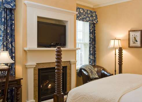 Fireplace Design Ideas 05 How To Create A More Imposing Fireplace Surround By Extending It Upward