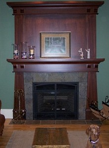 Fireplace Design Ideas,#05-How To Create A More Imposing ...