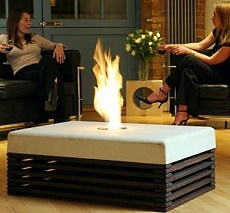 fire table