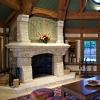 hobbit fireplace