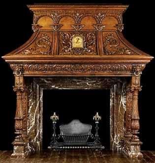 fireplace design