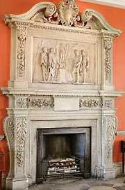 fireplace mantel designs