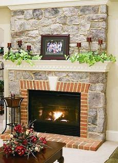 Stone Fireplace Mantel Ideas Inspiring And Enlightening