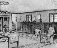 fireplace mantel shelf