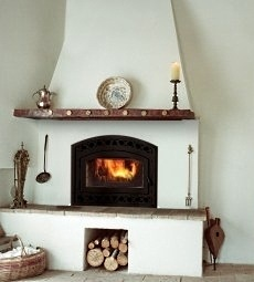 Contemporary Fireplace Mantel Shelf Designs
