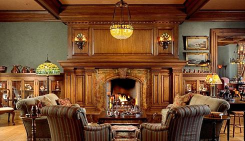 Fireplace Mantels Wood . . . Extraordinary Custom Designs!