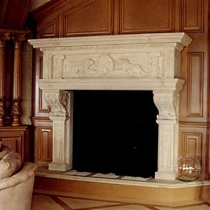 fireplace mantles