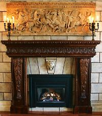 fireplace photos