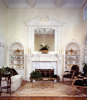 fireplace surround designs