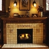fireplace tile