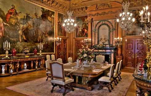 Gilded Age Fireplace Designs Monumental Majestic And