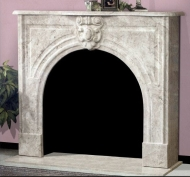 Man Made Stone Fireplace Mantels . . . Artfully Cast!