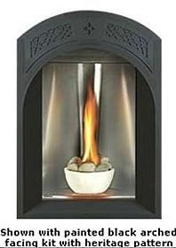 napoleon fireplace