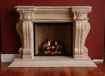 Natural stone fireplace design encompasses a wide range of stone types