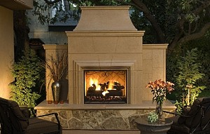 Outdoor Gas Fireplace OptionsCustom Looks Without The Costs