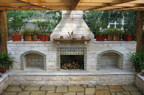 hot patio ideas for fab fireplace designs! - Patio Ideas With Fireplace