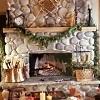 riverstone fireplace