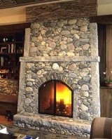 Favorite field stone fireplace designs fields of dreams rustic stone fireplaces teraionfo
