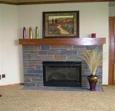 slate fireplace surround the slate fireplace a clean slate for