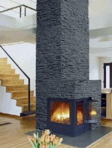 fireplace slate. slate fireplace  The Slate Fireplace A Clean For YOUR Special Fire Space