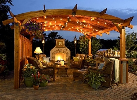 patio fireplace designs small backyard fireplace outdoor fireplace designs - Patio Fireplace Designs
