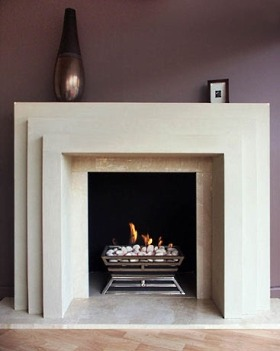 Romancing The Stone Fireplace Design...A Timeless Love Affair!
