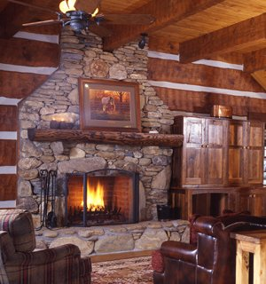 Stone Fireplace Design Ideas very large and unique stone fireplace Stone Fireplace Designs Pictures
