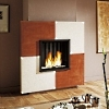 stone fireplace photos