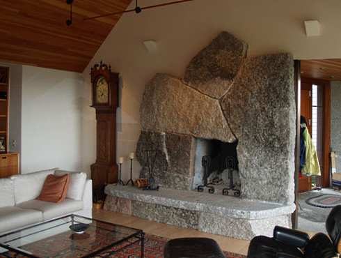 Stone Fireplace Picture Gallery...Unique Designs To Rock Your World!